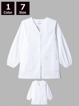 ARB-AB6403 白衣(長袖)「女」