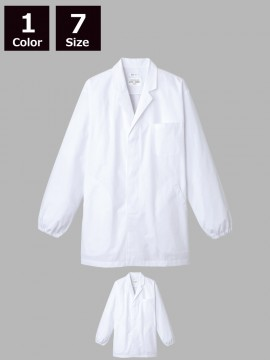 ARB-AB6406 白衣(長袖)「男」