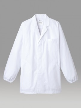 ARB-AB6406 白衣(メンズ・長袖) 拡大画像