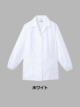 ARB-AB6408 白衣(レディス・長袖) カラー一覧