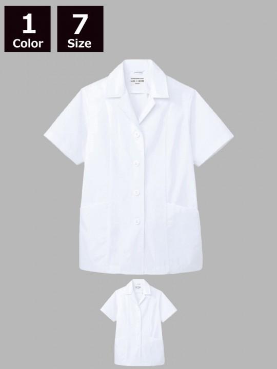 ARB-AB6409 白衣(半袖)[女]