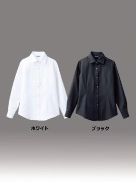 ARB-BC6912 シャツ(レディス・長袖) カラー一覧
