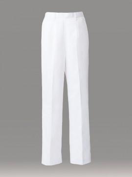 ARB-CA6422 パンツ(レディス・ノータック) 拡大画像7・ホワイト