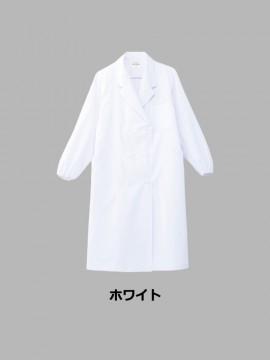 ARB-CA6641 ホワイトコート(レディス・長袖) カラー一覧