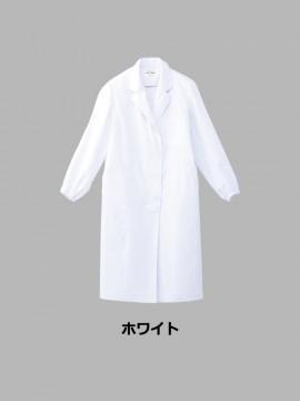 ARB-CA6643 ホワイトコート(レディス・長袖) カラー一覧