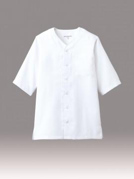 ARB-DN7735 ダボシャツ(男女兼用) ホワイト