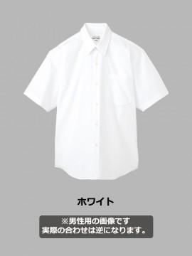 ARB-EP827 シャツ(レディス・半袖) カラー