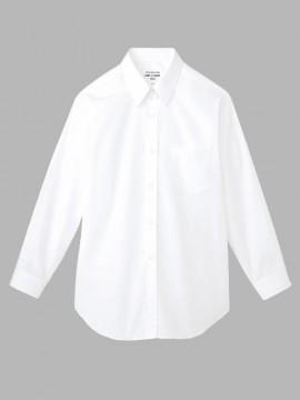 ARB-EP927 シャツ(レディス・長袖) ホワイト