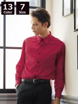 ARB-EP5962 シャツ(男女兼用・長袖) モデル着用画像