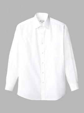 ARB-EP6849 シャツ(メンズ・長袖) ホワイト