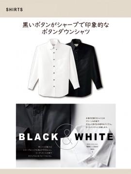 ARB-EP7616 ボタンダウンシャツ(男女兼用・長袖) 特長