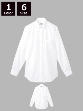 ARB-KM4039 ウイングカラーシャツ(レディス・長袖)