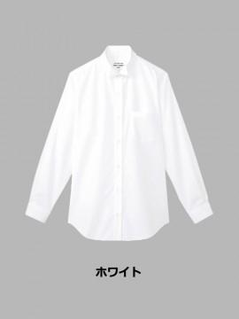 ARB-KM4039 ウイングカラーシャツ(レディス・長袖) カラー一覧