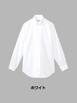 ARB-KM4091 ピンタックウイングカラーシャツ(レディス・長袖) カラー一覧