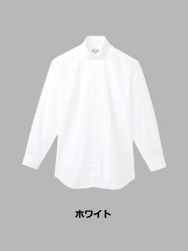ARB-KM4092 ピンタックウイングカラーシャツ(メンズ・長袖) カラー一覧