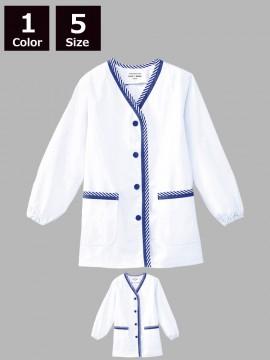 ARB-1337 白衣(レディス・長袖)