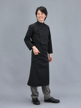 CR-CK4 ブラックコックコート 全身画像