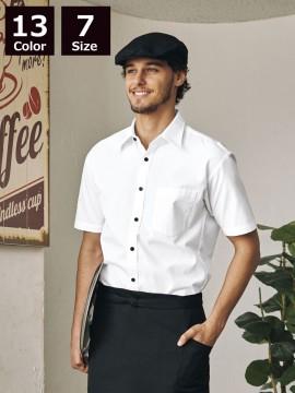 ARB-EP5963 シャツ(男女兼用・半袖) モデル着用画像