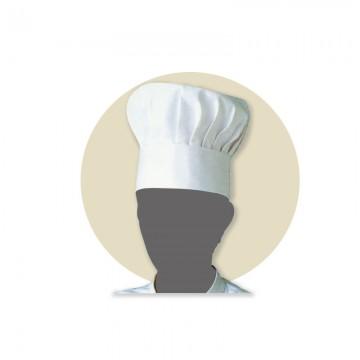 中華コック帽(男女兼用・22cm)