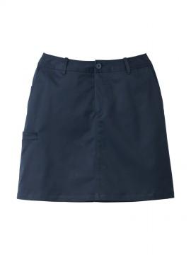 FS2002L ストレッチチノカラースカート  拡大画像