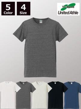 4.4オンス トライブレンド Tシャツ