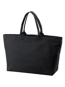 ヘヴィーCB-1515 ヘヴィー キャンバス ジップトートバッグ 拡大画像 ブラック