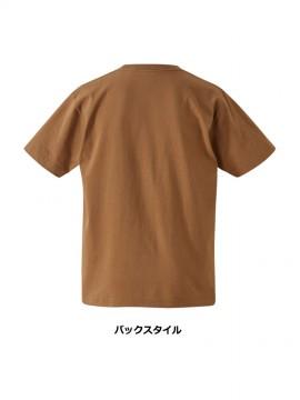 オーセンティック スーパーヘヴィーウェイト7.1oz Tシャツ バックスタイル