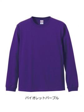 CB-5011 5.6オンス ロングスリーブ Tシャツ(1.6インチリブ) 拡大画像
