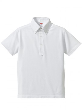 5.3オンス ドライカノコ ユーティリティー ポロシャツ(ボタンダウン) 拡大画像