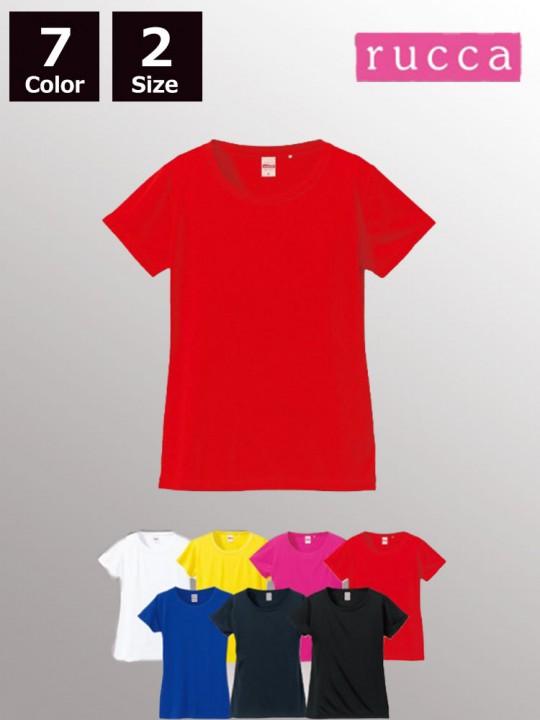4.7オンス ドライシルキータッチ Xライン Tシャツ(ローブリード)