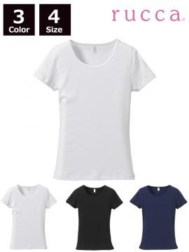 CB-5490 6.2オンス CVC フライス Tシャツ