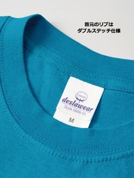 CB-5806 4.0オンス プロモーション Tシャツ 詳細