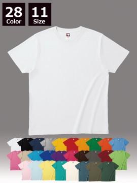 5.6oz ヘビーウェイト Tシャツ