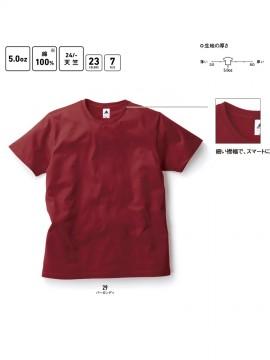 5.0oz ベーシックスタイル Tシャツ