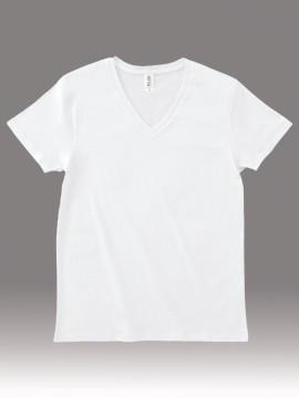 SFV113 スリムフィット VネックTシャツ 拡大