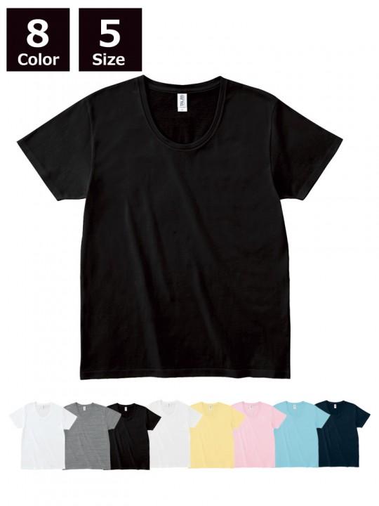 SFU114 スリムフィット UネットTシャツ