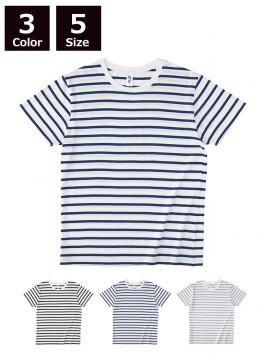 4.3oz ナローボーダー Tシャツ