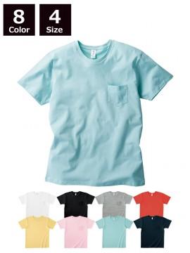5.0oz ポケット Tシャツ