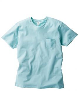 PKT124 ポケットTシャツ 拡大