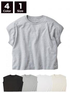 4.3oz スリーブレスワイド Tシャツ