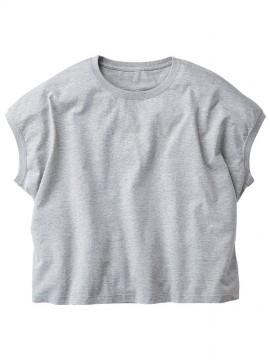 WNS807 スリーブレス ワイド Tシャツ 拡大