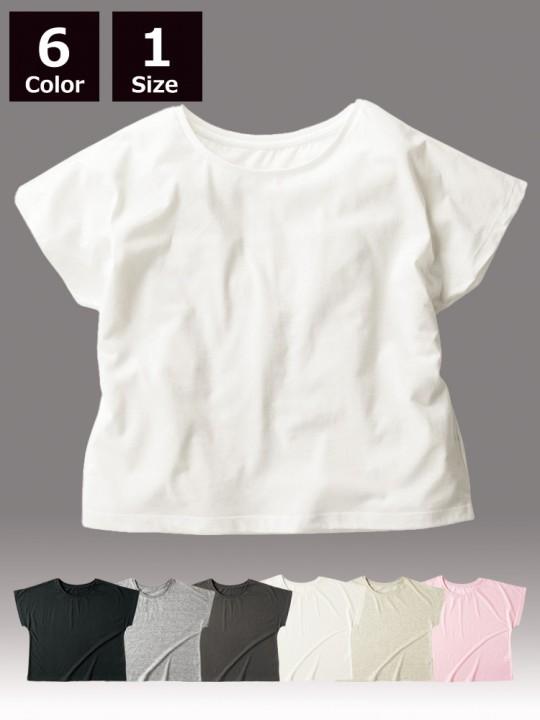 4.3oz ウィメンズ ドルマン Tシャツ