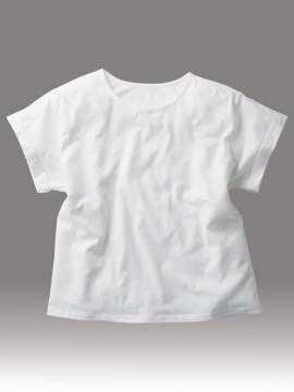 WRU806 ウィメンズ ロールアップ  Tシャツ 拡大