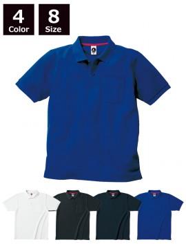 VSP268 ベーシックスタイル ポロシャツ(ポケット付)