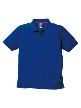 VSP268 ベーシックスタイル ポロシャツ(ポケット付) 拡大