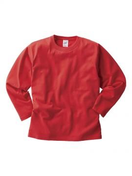 OE1210 オープンエンド マックスウェイトロングスリーブTシャツ(リブ無し) 拡大