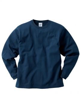 RL1216 オープンエンドマックスウェイトロングスリーブTシャツ(リブ有り)拡大