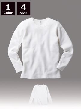 TML130 ワッフル ロングスリーブTシャツ