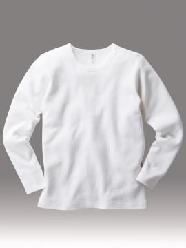 TML130 ワッフル ロングスリーブTシャツ 拡大