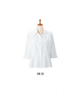 BS-04905 5分袖シャツ(レディース) カラー一覧